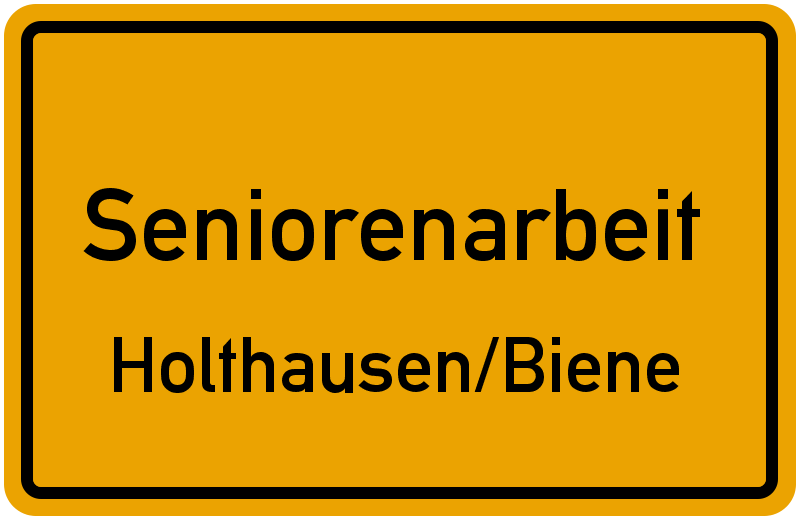 Seniorenarbeit.Holthausen Biene
